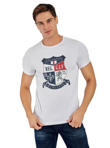 Galvanni Shirt wit