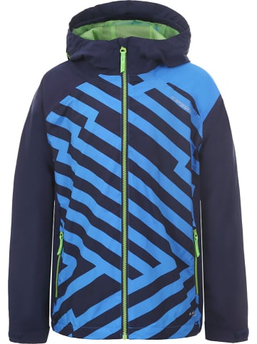 "Icepeak Functionele jas ""Kangley"" blauw/donkerblauw"