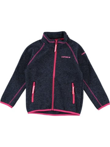 "Icepeak Fleece vest ""Jean"" donkerblauw"