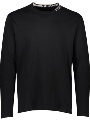 Marc O´Polo Bodywear Pyjamashirt zwart