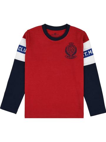 POLO CLUB St. MARTIN Koszulka w kolorze czerwonym