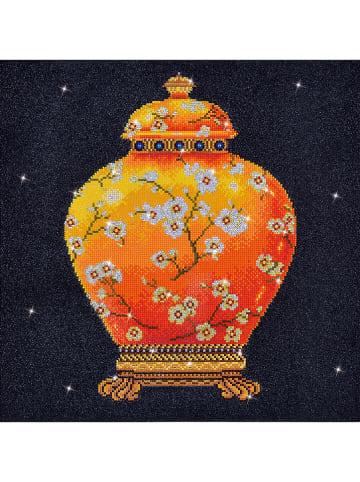 "DIAMOND DOTZ Kreativset ""Red Vase - Diamond Dotz®"" - ab 8 Jahren"