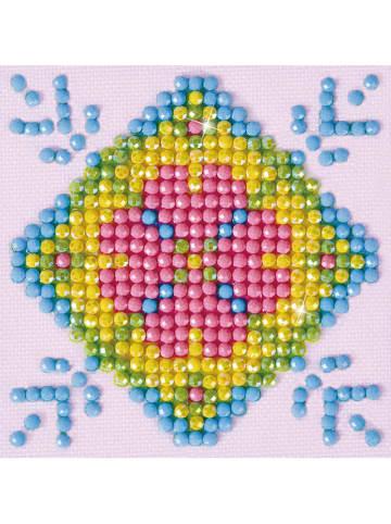 """DIAMOND DOTZ Kreativset """"Patchwork Mandala 2 - Diamond Dotz®"""" - ab 8 Jahren"""