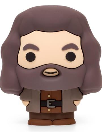 "Thumbs Up Powerbank 2.500 mAh ""Hagrid"" in Braun - (H)9,5 cm"
