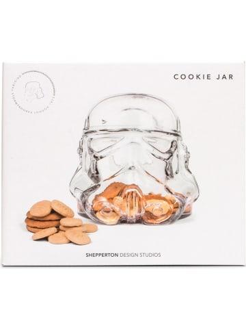 "Thumbs Up Keksdose ""Stormtrooper"" in Transparent - (B)22 x (H)20,5 x (T)20 cm"