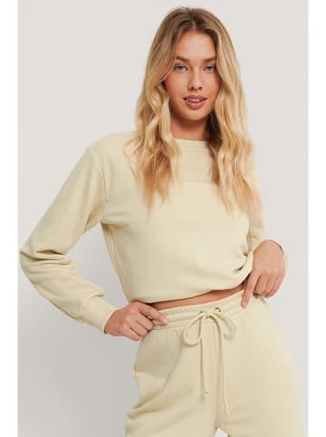 NA-KD Sweatshirt beige