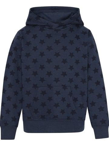 "Racoon Sweatshirt ""James Star"" donkerblauw"