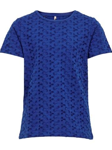 """KIDS ONLY Shirt """"Kongrace"""" blauw"""