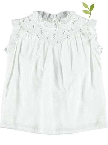 """Name it Sukienka """"Fanne"""" w kolorze białym"""