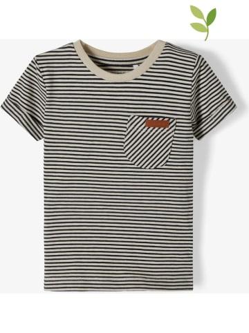 "Name it Koszulka ""Fipan"" w kolorze szarym"