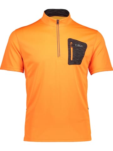 CMP Fietsshirt oranje