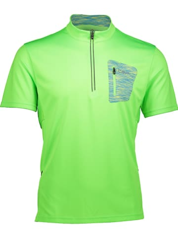 CMP Fietsshirt groen