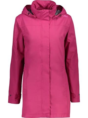 CMP Regenmantel in Pink