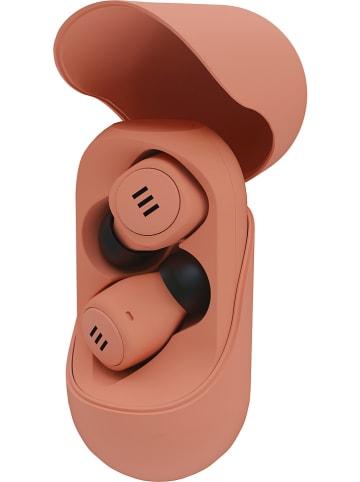 """NUDES Słuchawki bezprzewodowe Bluetooth """"Nudes"""" w kolorze koralowym"""