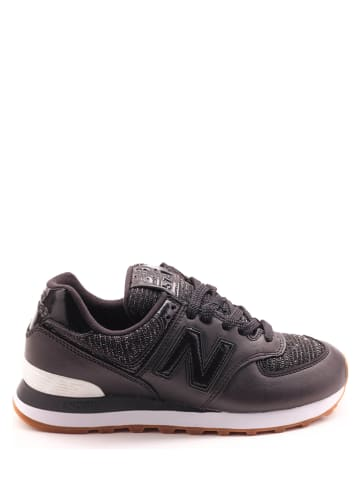 "New Balance Sneakers ""574"" zwart"