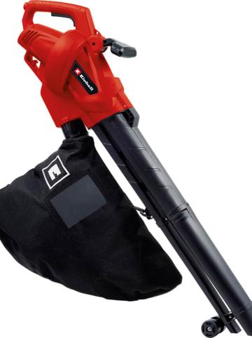 """Einhell Elektro-Laubsauger """"GC-EL 2500 E"""" in Rot/ Schwarz"""