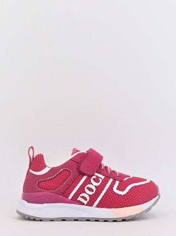 DOCKSTEPS Sneakers rood