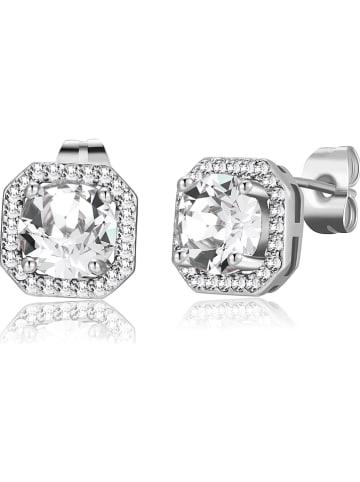 Park Avenue Kolczyki-wkrętki z kryształami Swarovski
