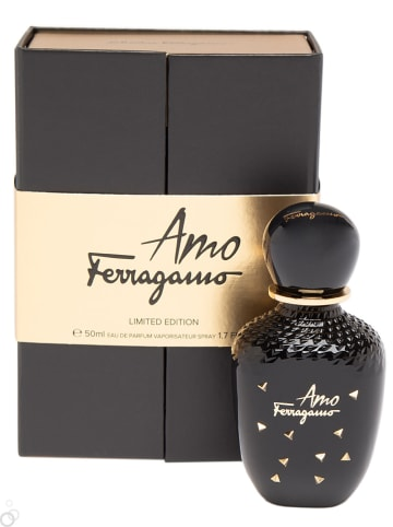 Salvatore Ferragamo Amo Ferragamo Limited Edition - eau de parfum, 50 ml