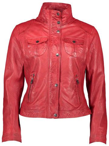 Buffalo Leren jas rood