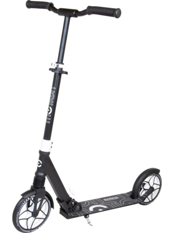 "MOTION Scooter ""Road King"" in Schwarz/ Weiß"