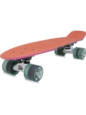 MOTION Skateboard in Orange - (L)56 cm