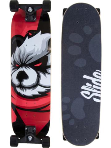 MOTION Skateboard in Rot/ Schwarz - (L)71 cm