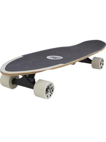 MOTION Skateboard rood/wit - (L)71 cm