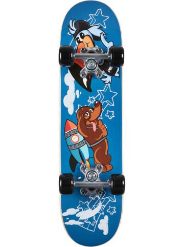 FUN4U Skateboard in Blau - (L)61 x (B)15 cm