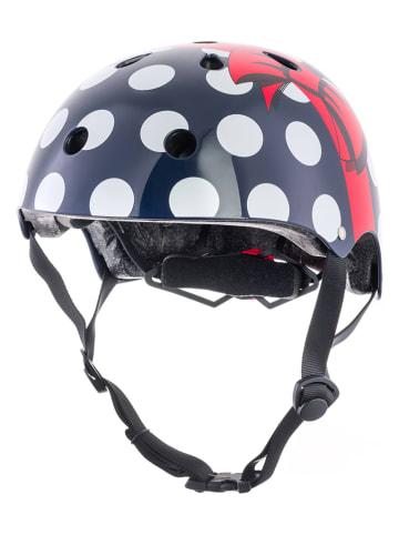 MINI HORNIT KIDS Kask rowerowy w kolorze granatowym