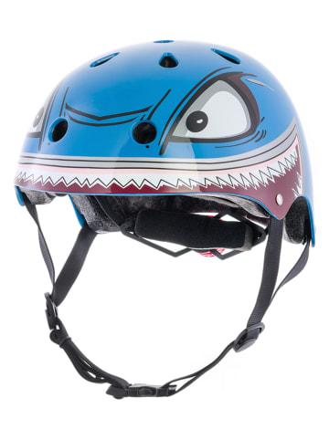 MINI HORNIT KIDS Kask rowerowy w kolorze niebieskim