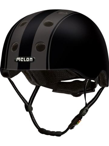 Melon Helmets Fahrradhelm in Schwarz