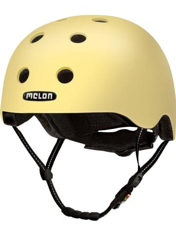 Melon Helmets Fahrradhelm in Gelb