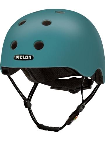 Melon Helmets Fahrradhelm in Petrol