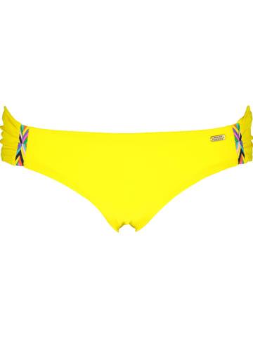 """Banana Moon Figi bikini """"Karda"""" w kolorze żółtym"""