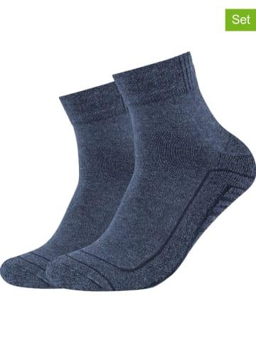 Skechers 6-delige set: sokken donkerblauw