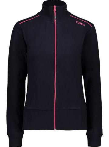 CMP Bluza w kolorze czarnym