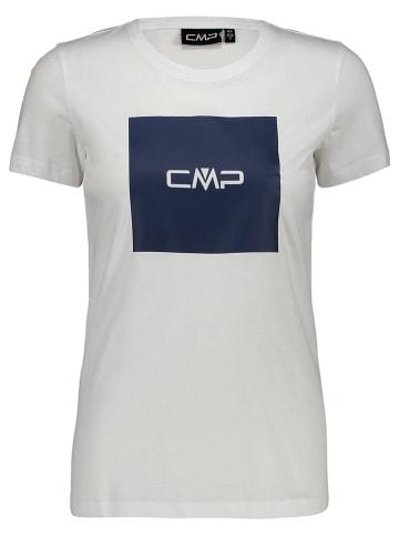 CMP Koszulka w kolorze białym
