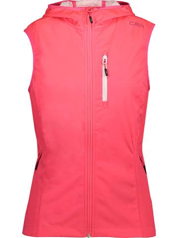 CMP Softshellweste in Pink
