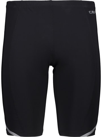 CMP Szorty w kolorze czarnym do biegania