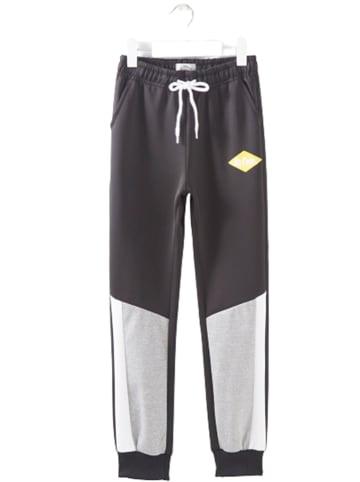 Lee Cooper Spodnie dresowe w kolorze czarnym