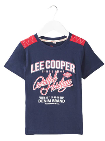 Lee Cooper Koszulka w kolorze granatowym