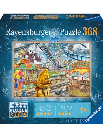 """Ravensburger 368-delige puzzel """"In het pretpark"""" - vanaf 9 jaar"""