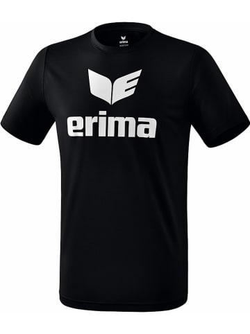"Erima Trainingsshirt ""Promo"" in Schwarz"