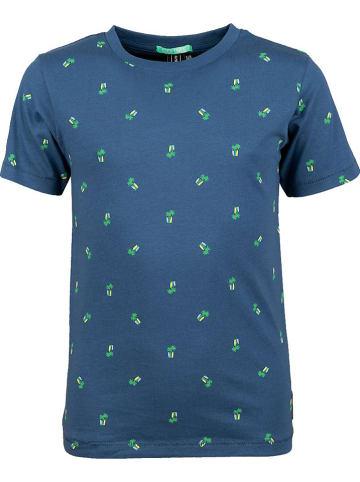 Someone Shirt blauw