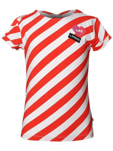 Someone Shirt crème/rood