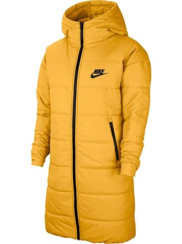 """Nike Parka """"Core"""" mosterdgeel"""