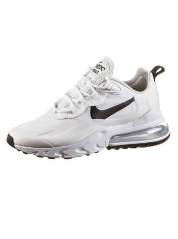 "Nike Sneakersy ""Air Max 270 React"" w kolorze białym"