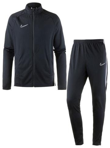 """Nike 2-częściowy strój sportowy """"Academy"""" w kolorze czarnym"""