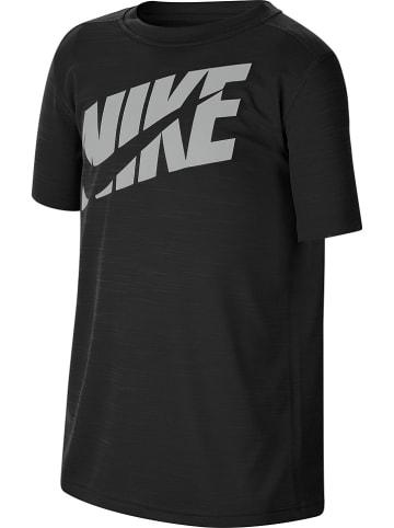 """Nike Koszulka sportowa """"Dri-FIT"""" w kolorze czarnym"""